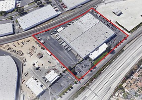 2300 Pellissier Place is nearly 256,000 square feet.