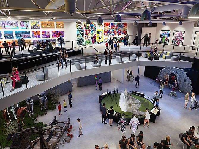 Photo courtesy of Comic-Con Museum.