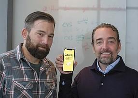 GoodRx's Co-CEOs Doug Hirsch and Trevor Bezdek.