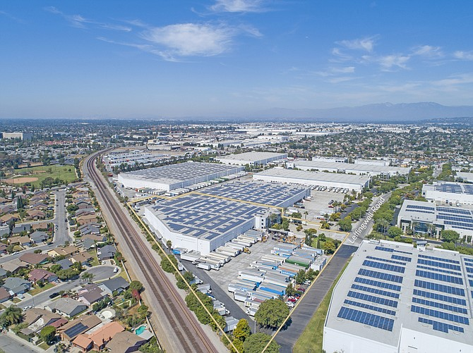 Mega Lion is leasing 132,000 square feet at 13021 Leffingwell Road in Santa Fe Springs.