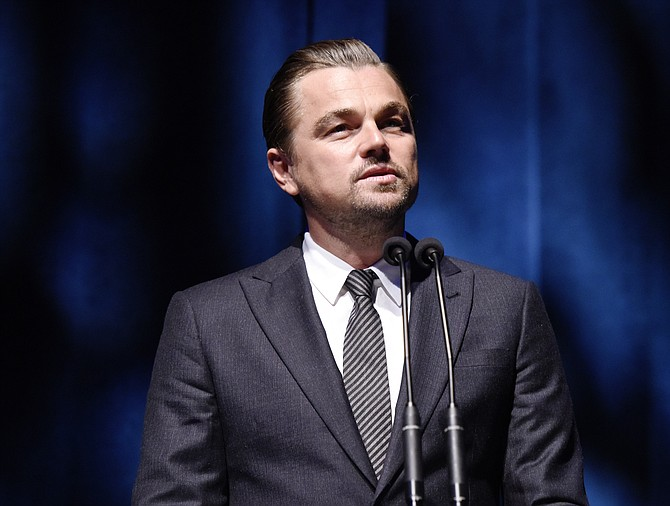 "DiCaprio and Adam Struck envision L.A. as a ""tech mecca."""
