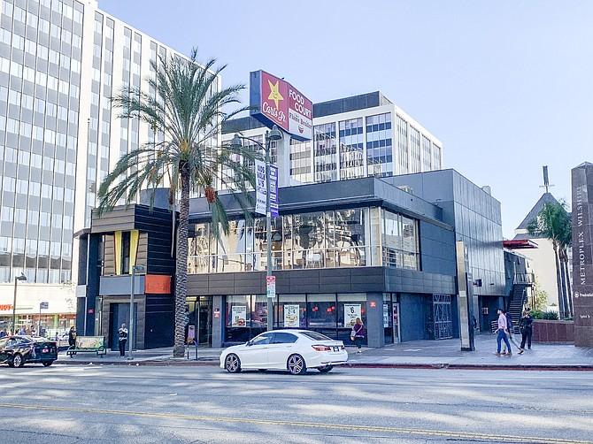 Greenbridge added a fast-casual food hall.