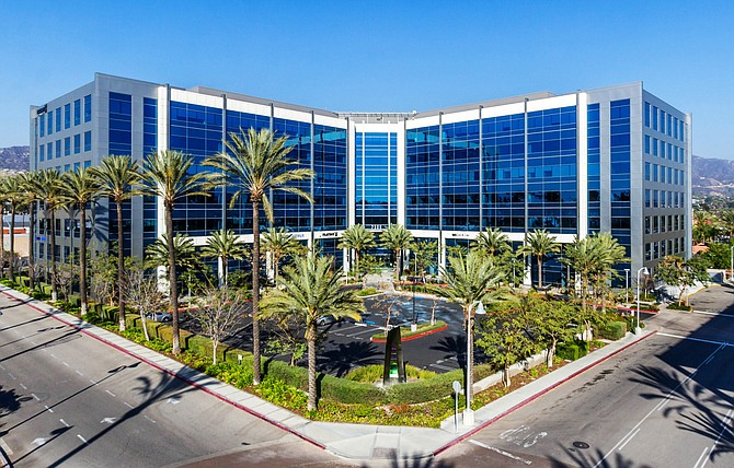 Netflix is leasing 171,000 square feet at Empire Center in Burbank.