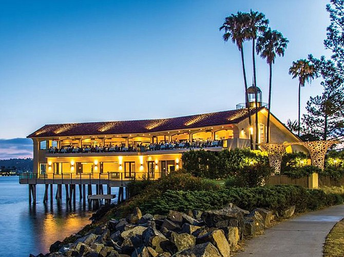Photo courtesy of Tom Ham's Lighthouse. Tom Ham's Lighthouse on Harbor Island is one of the participating restaurants in this year's Dine Diego initiative.