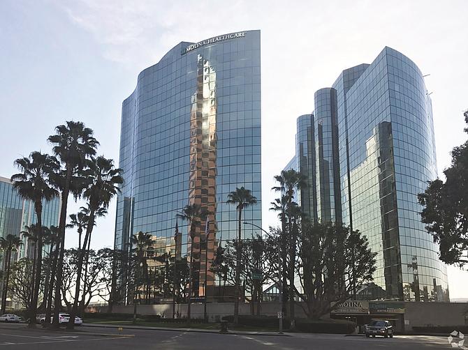 Long Beach-based Molina Healthcare has seen its stock climb nearly 40% this year.