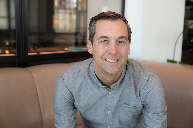 Jared Smith spent 17 years at Ticketmaster.