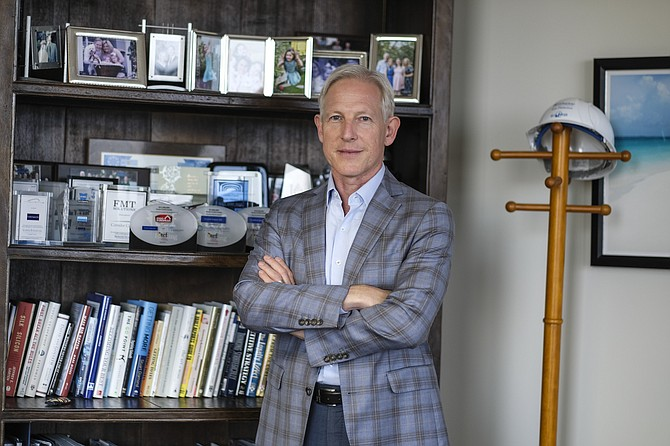 Corridor founder Craig Enenstein.