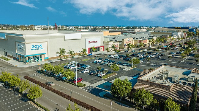 Newmark Merrill acquired The Shops at SouthBay Pavilion in September.