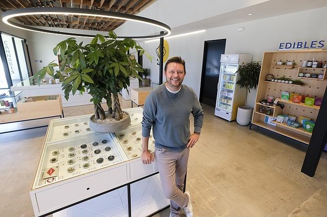 Sweet Flower's Tim Dodd said illegal operators cut into legal market share.