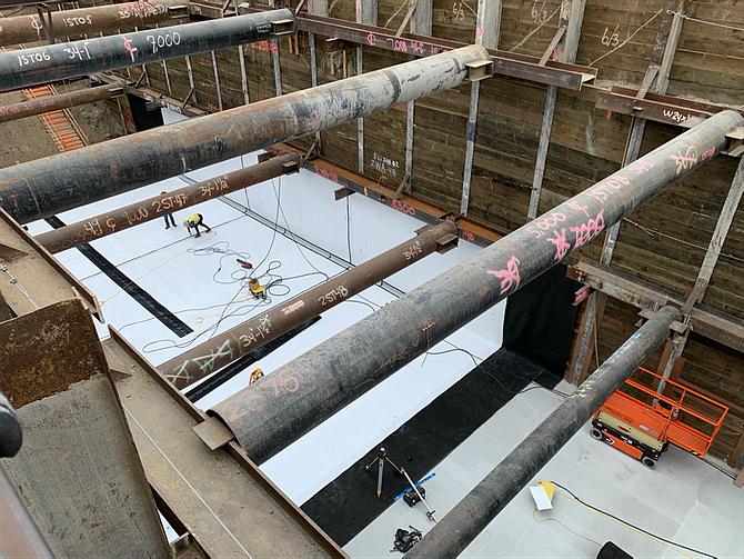 Under construction til 2022.