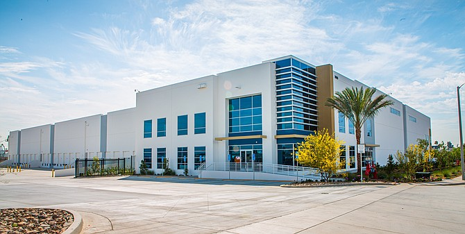 After a deal fell apart due to Covid-19, a new tenant leased 7875 Telegraph Road.