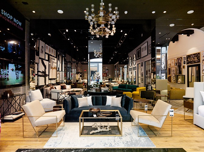 PTM Images is expanding the number of locations for its Whom Home and Innova furniture brands.