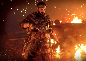 "Activision Blizzard plans to release the next ""Call of Duty"" game Nov. 13."