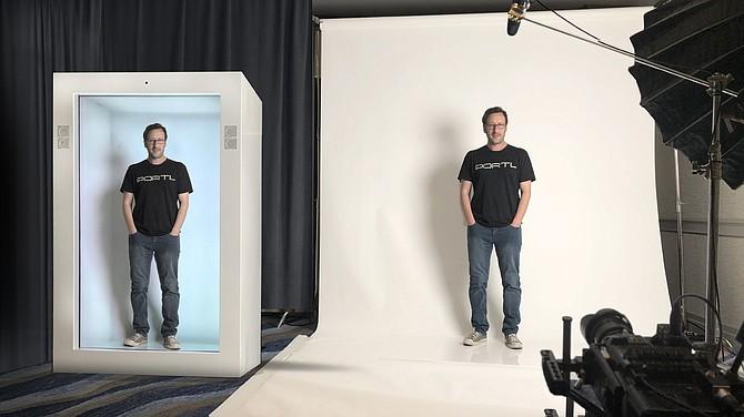 David Nussbaum, founder, PORTL Inc.