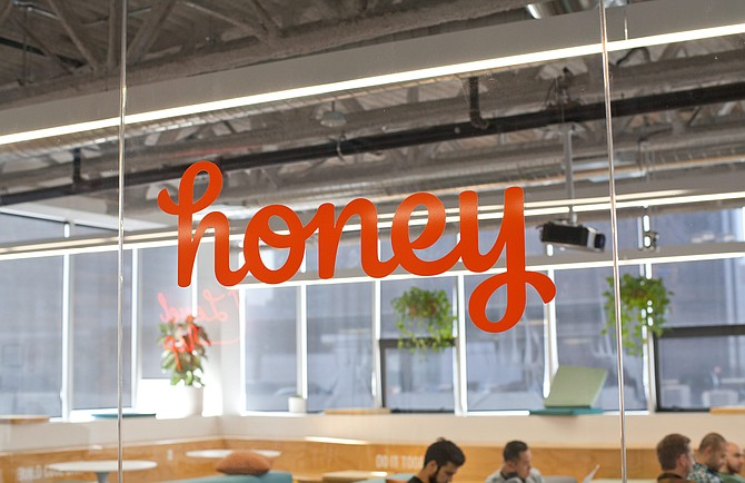 Honey is headquartered in downtown L.A.