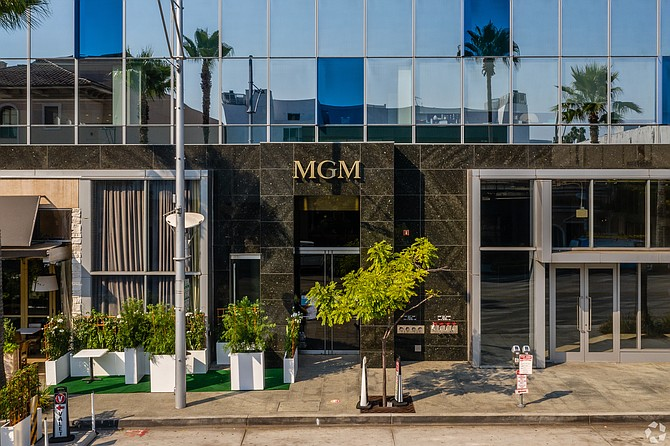 MGM is in talks to be acquired by Amazon.com Inc.