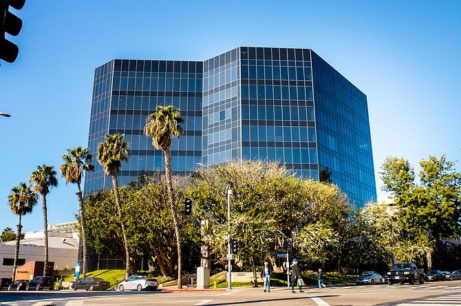 Clearlake Capital Partners' Santa Monica headquarters.