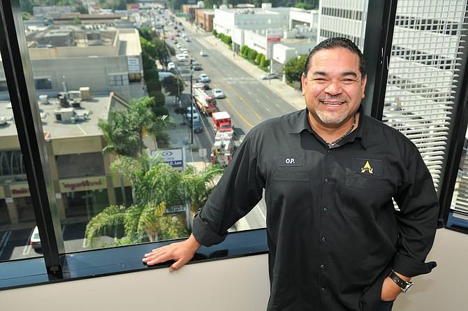 O.P. Almaraz, CEO, Allied Restoration