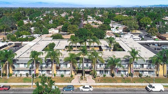 Bechir Apartments at 6322 Reseda Blvd. in Tarzana.