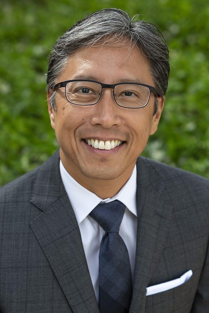 California State University – Channel Islands' Richard Yao.