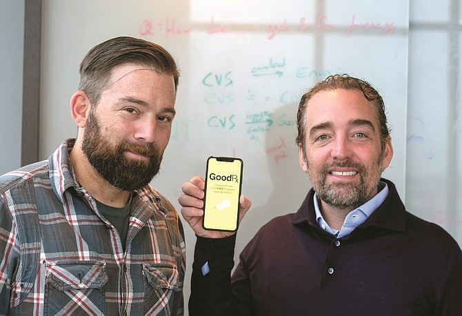 GoodRx co-founders Doug Hirsch and Trevor Bezdek received $98 million when the company went public.