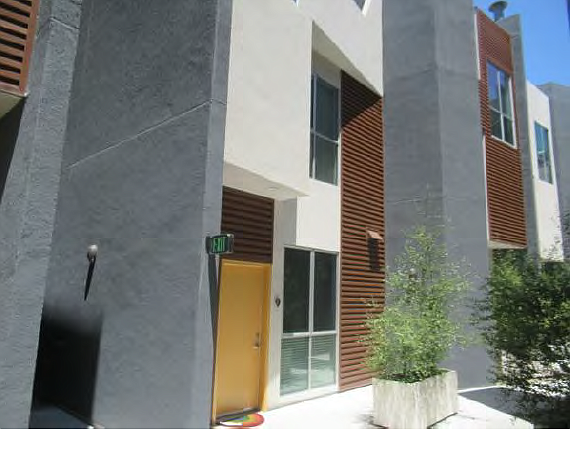 Culver City property was built in 2019.