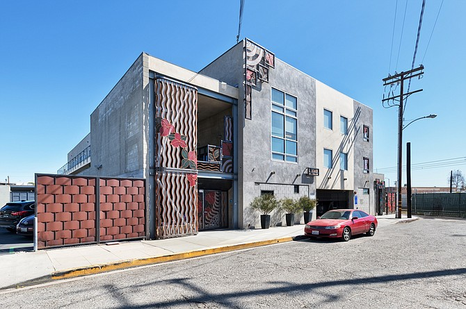 The office property at 2256 Barry Ave. is fully leased.