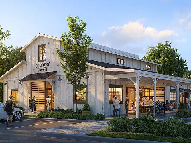 Rendering courtesy of New Urban West.