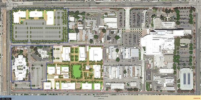 The Lundquist Institute's proposal for a 15-acre biotech park near Torrance has been approved by the Los Angeles County Board of Supervisors.