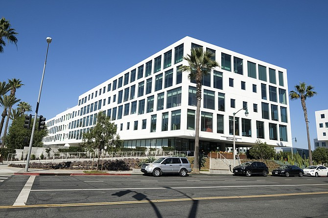 Facebook, which has an office in Playa Vista, is one of the many Bay Area businesses leasing in L.A.
