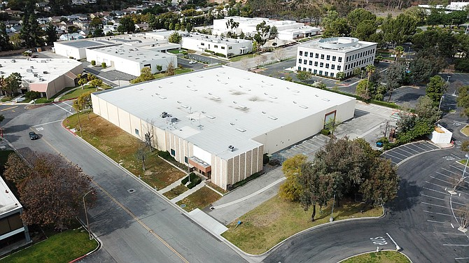 The 521 Atlas Ave. site was vacant at the time of sale.