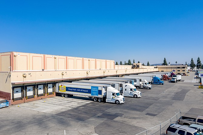 In Santa Fe Springs, United Natural Foods Inc. sold an industrial site for $68 million in a sale leaseback.