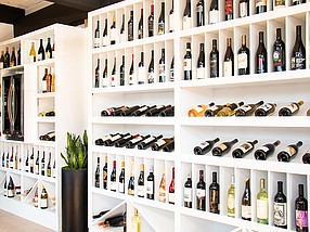 Photo courtesy of Grand Restaurant Group. Grand Restaurant Group, an Escondido-based hospitality firm, opened Cork & Knife, a small production wine store in Escondido last week.