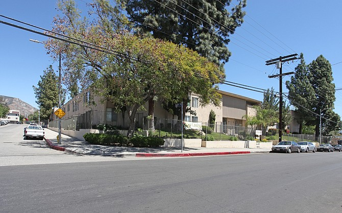 Mountain View Manor at 12960 Dronfield Ave. in Sylmar.
