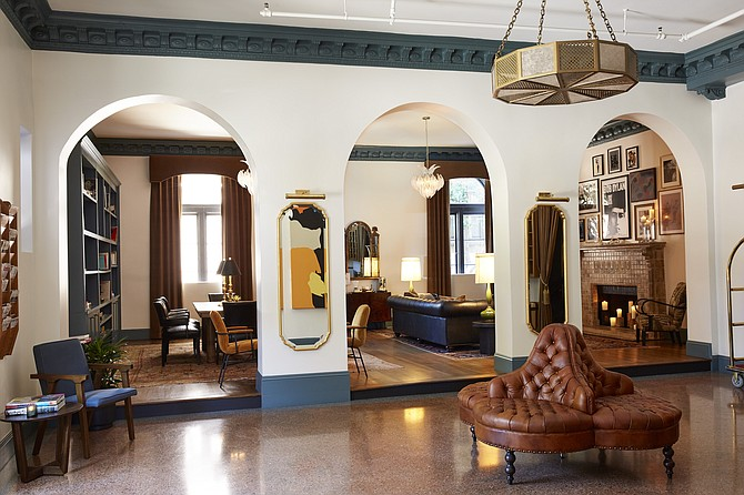 The James in Hollywood is one of several extended stay properties in CGI Strategies' portfolio.
