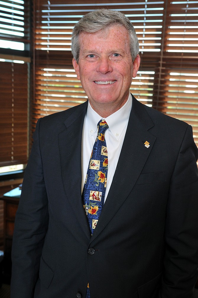 David A. Dahl, CFA.President & CEO, Whittier Trust