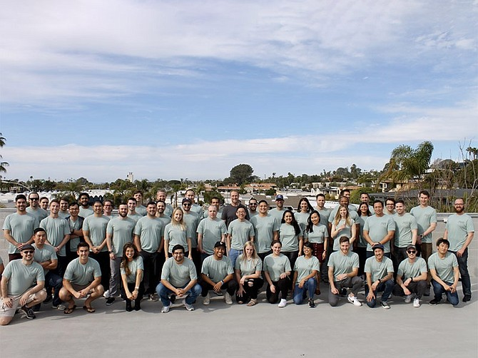 Over the last 12 months, Flock Freight has grown its team from 50 to 140. The company anticipates similar growth in 2021.