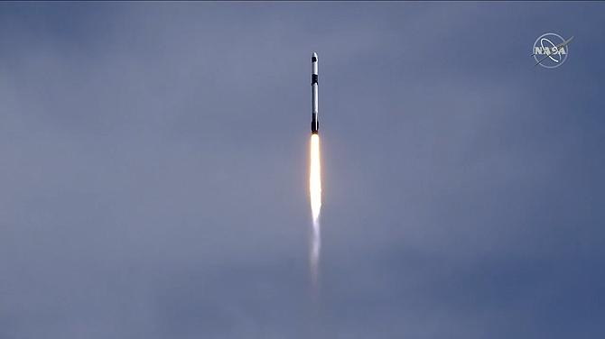 SpaceX launched its 21st space station supply mission for NASA Dec. 6.