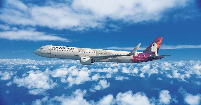 Hawaiian Airlines in March 2021 will add flight at Long Beach Airport and resume flights at Ontario International Airport