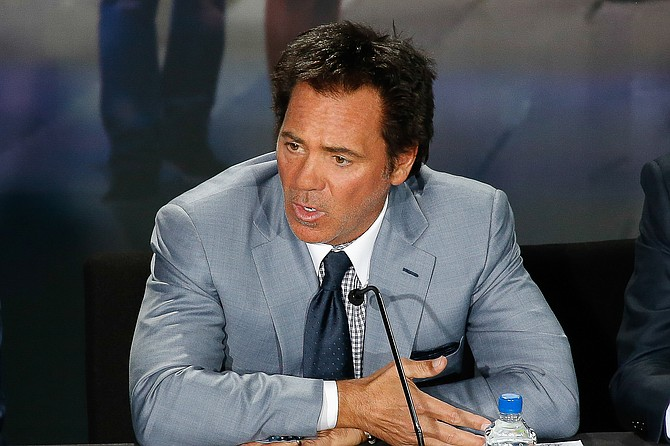 Platinum Chairman and Chief Executive Tom Gores