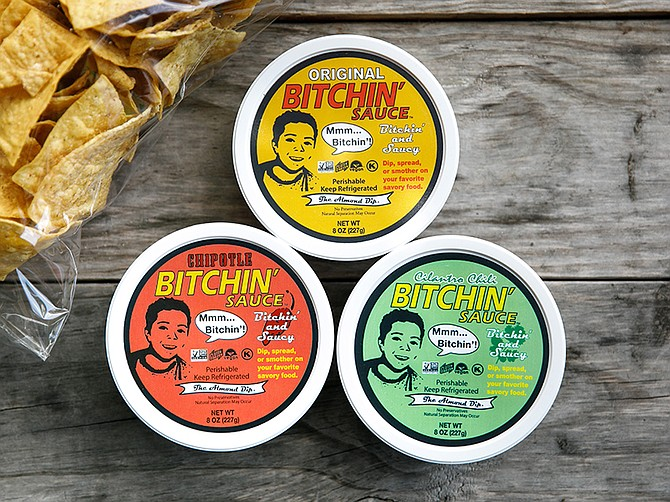 Photo courtesy of Bitchin' Inc. Bitchin' Sauce, founded in 2010 and headquartered in San Diego, launched Bitchin' Music Group in October.