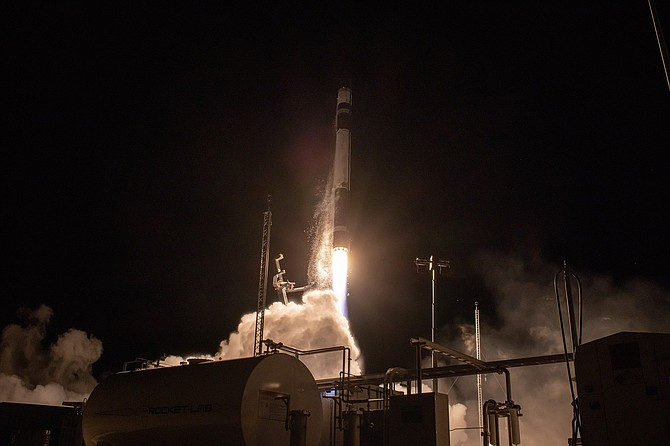 Rocket Lab launched its 17th Electron mission Dec. 15.
