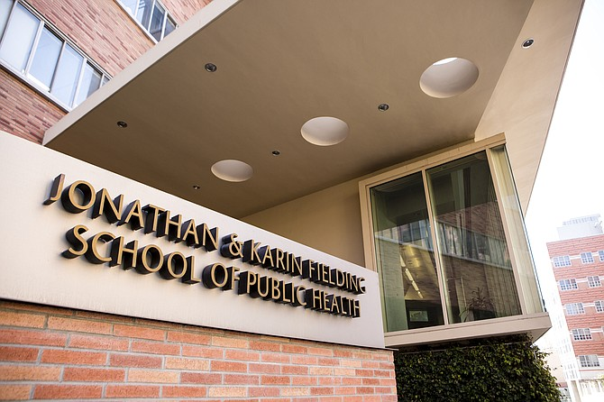 UCLA Fielding School of Public Health will launch new master's degree program in health administration in 2021.