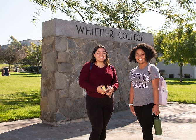 Whittier College has received a $12 million gift from MacKenzie Scott, the ex-wife of Amazon founder Jeff Bezos.