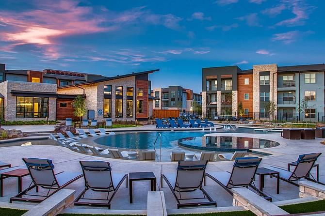 Buchanan Street Partners' Texas project