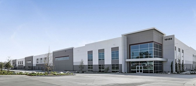 Rexford recently acquired this industrial building in Fontana.