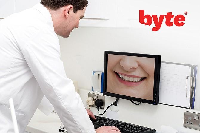 A virtual dental consult.