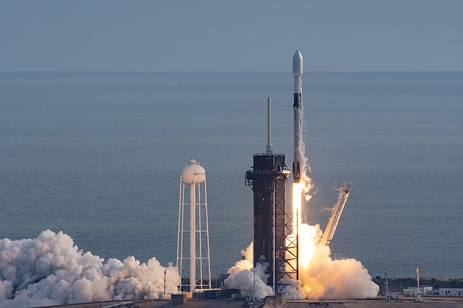 SpaceX launched its NROL-108 mission Dec. 19.