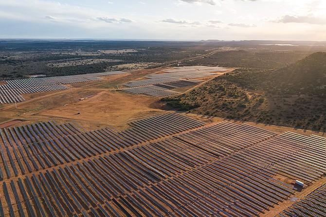 8Minute's 280-megawatt Holstein Solar Project.