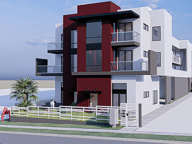 Rendering courtesy of H2 Architects.